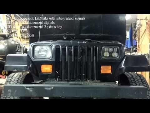 download Jeep Wrangler YJ Cherokee XJ workshop manual