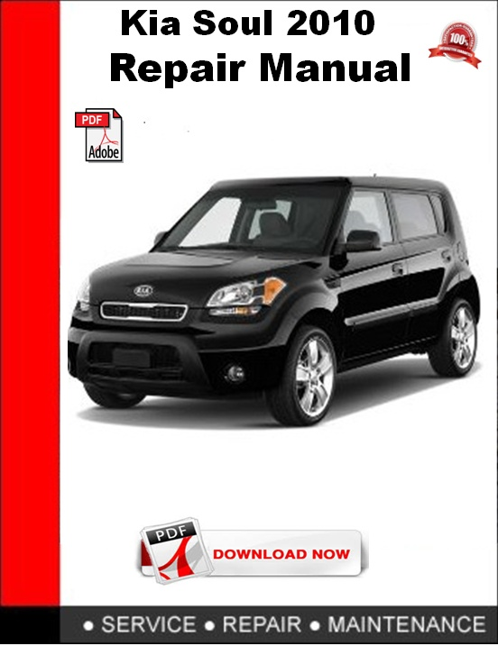 download KIA SOUL 1.6L workshop manual