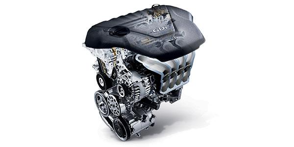 download KIA SPECTRA LD G 2.0 DOHC Engine workshop manual