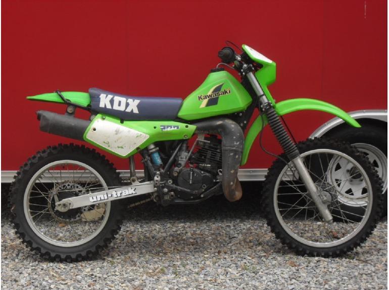 Kawasaki Kdx200 1983  U2013 1988 Clymer Owners Service And