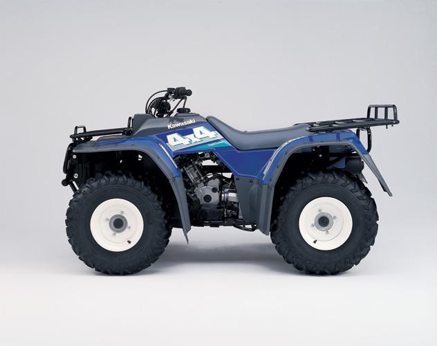 New Clymer Workshop Manual Kawasaki Bayou KLF 400 ATV 1993-1999 Service Repair