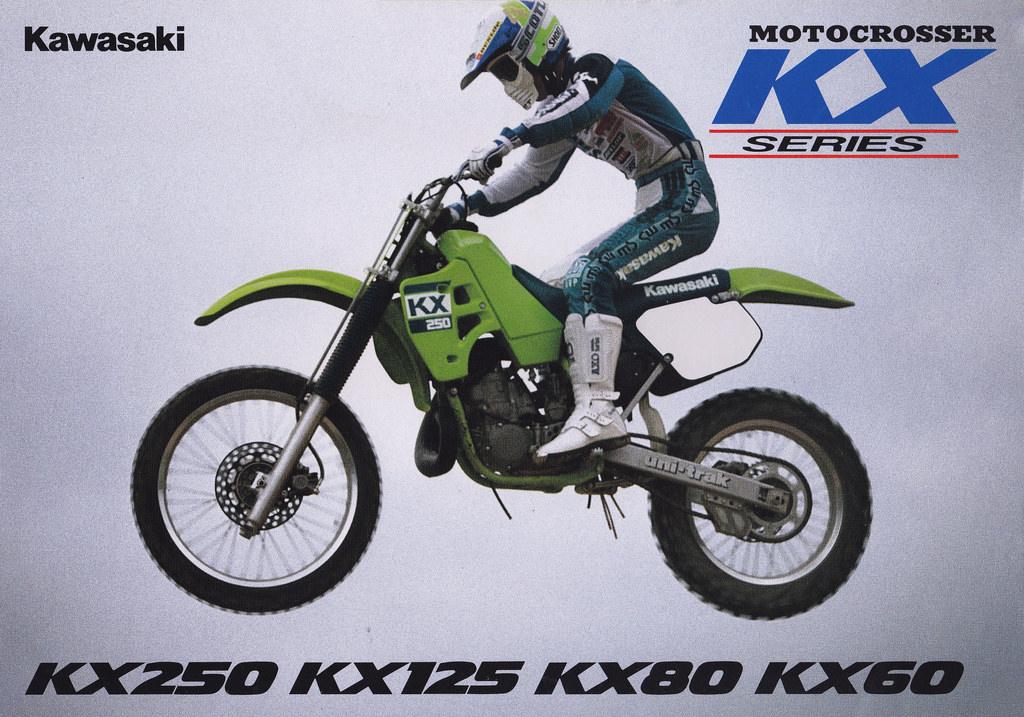 Kawasaki Kx60 And Kx80 1983  U2013 2002 Clymer Owners Service