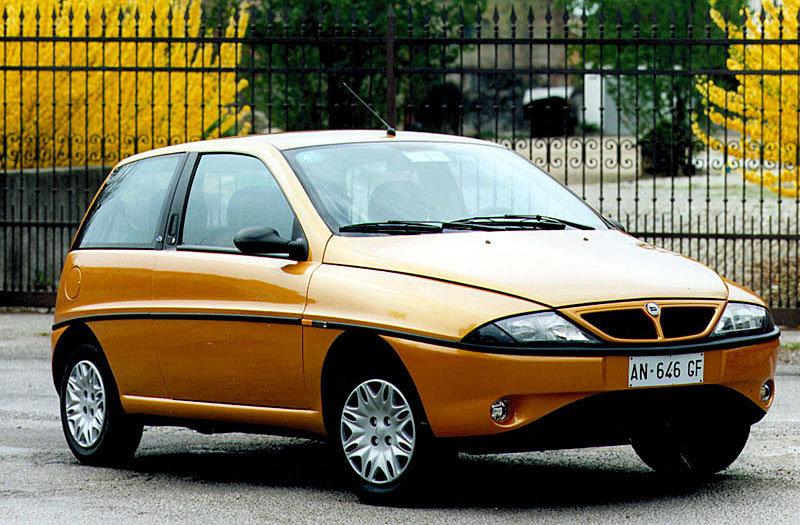 download Lancia Y workshop manual