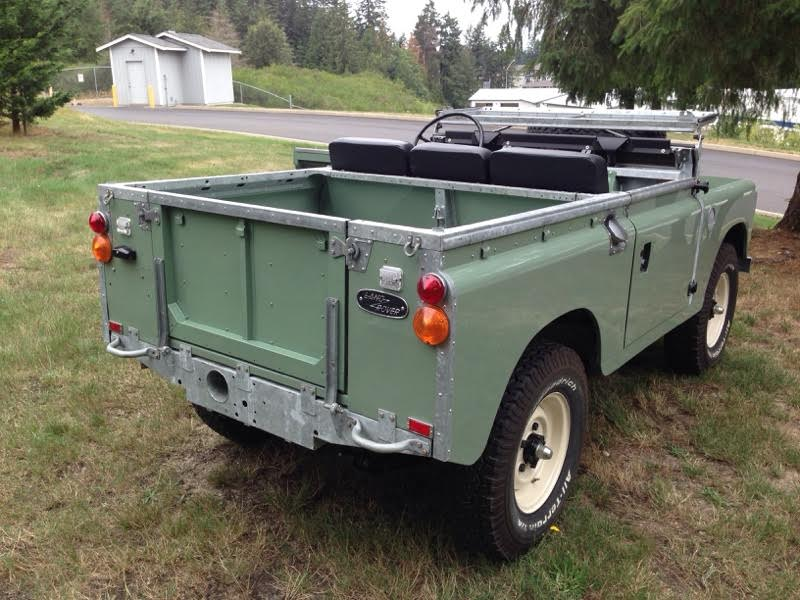download Land Rover 1 Miltary workshop manual