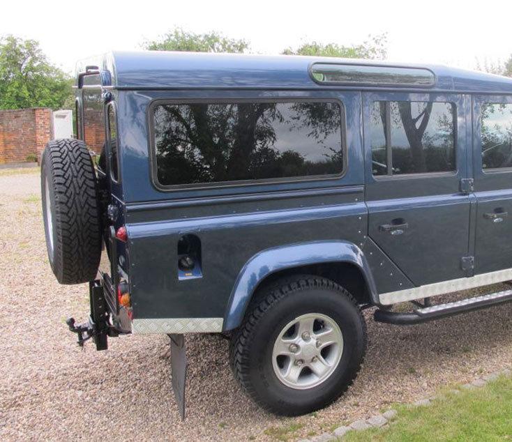download Land Rover DEFENDER workshop manual