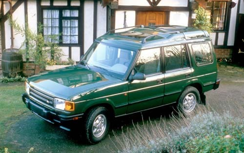 download Land Rover Discovery V8i I SD SE SE7 workshop manual