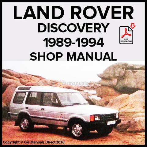 download Land Rover III FIVE MAIN BEARING Engine SUPPLEMENT workshop manual