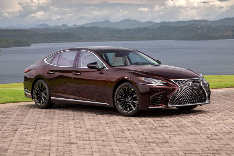download Lexus LS600H workshop manual