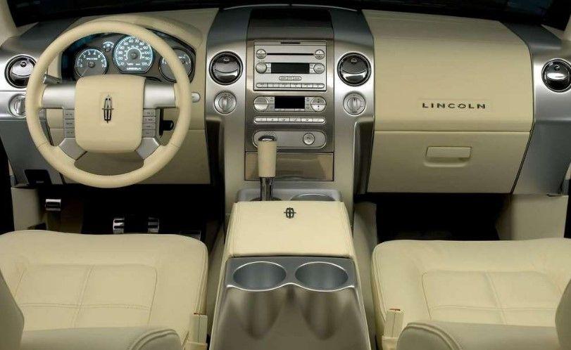 download Lincoln MK LT workshop manual