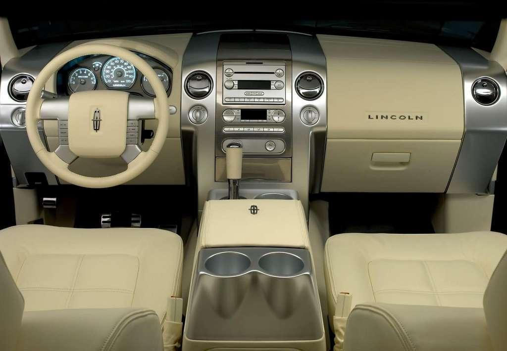 download Lincoln Mark LT workshop manual