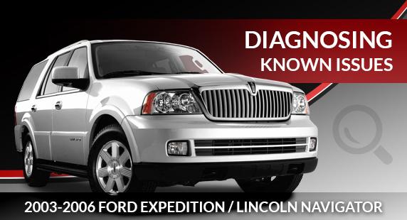 download Lincoln Navigator workshop manual