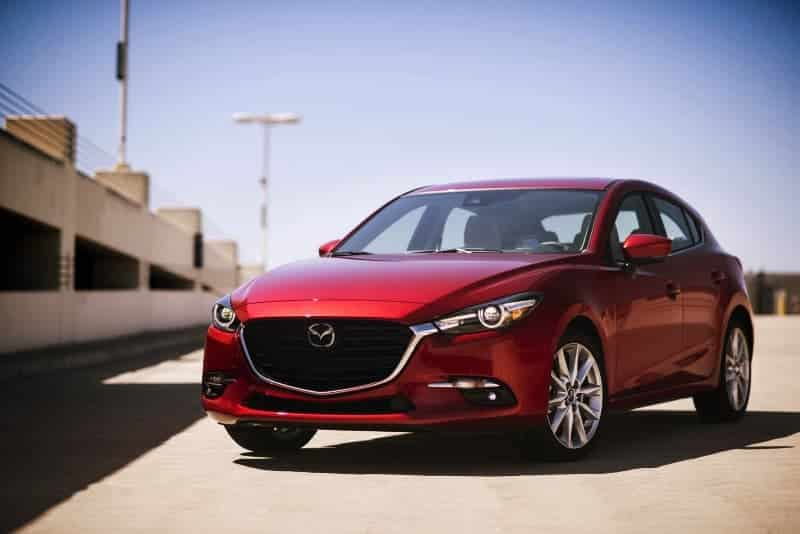 download MAZDA 3 1ST workshop manual