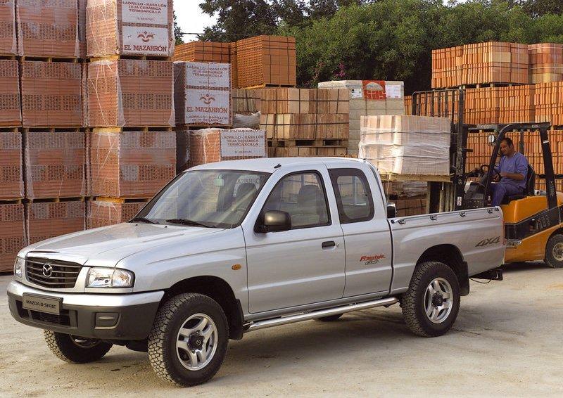 download MAZDA BRAVO B2600 B2500 Truck workshop manual
