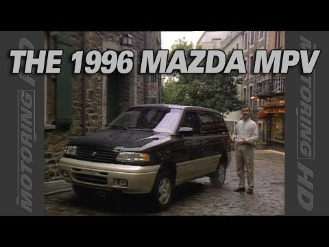 download MAZDA MPV LV workshop manual