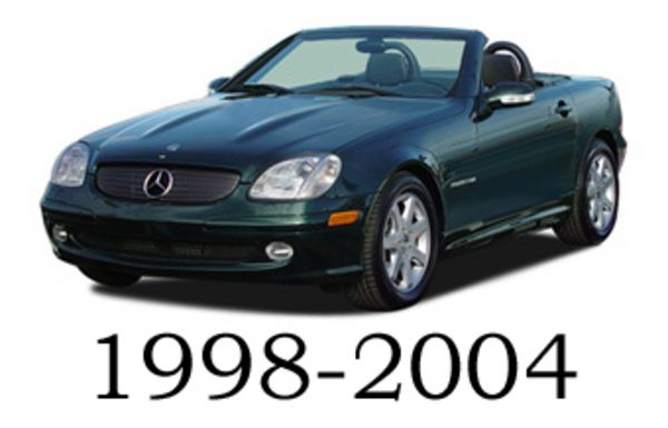 download MERCEDES SLK Class R170 REEPAIR workshop manual