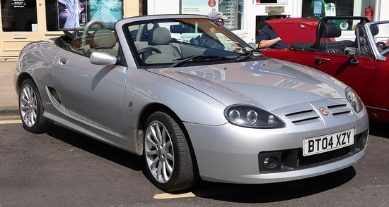 download MG TF Rover workshop manual