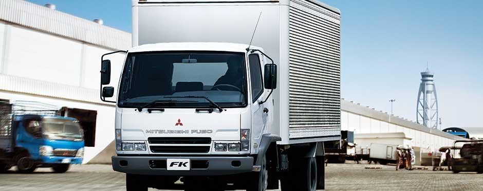 download MITSUBISHI FUSO Truck FK FM workshop manual