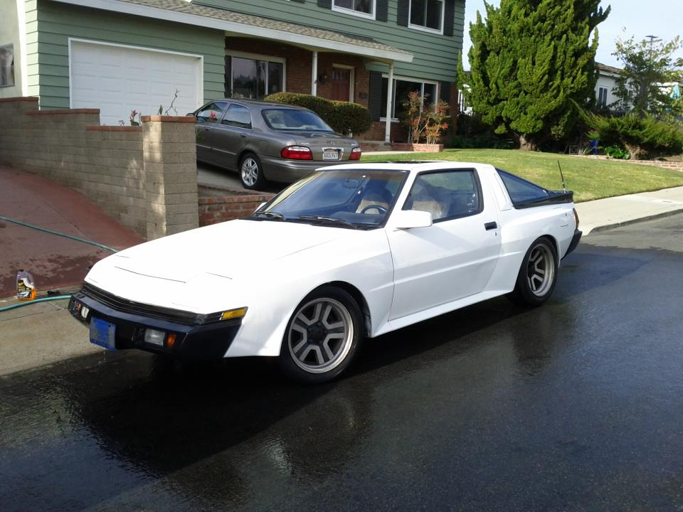 download MITSUBISHI STARION CHRYSLER CONQUEST workshop manual