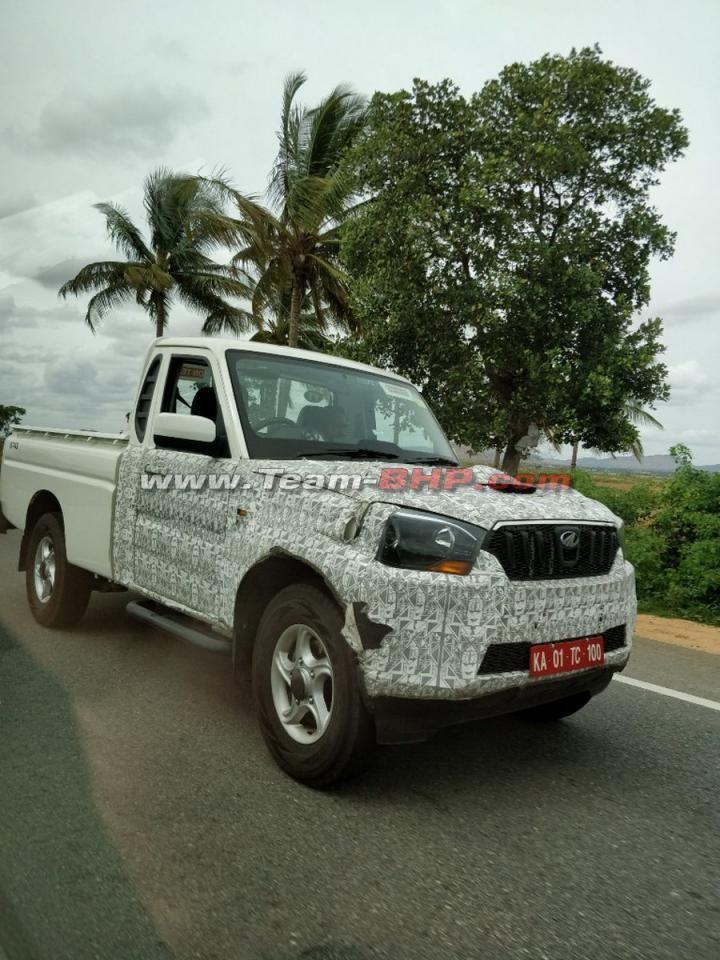 download Mahindra Getaway Pickup truck workshop manual
