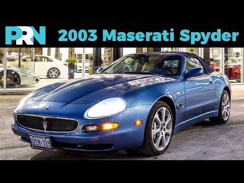 download Maserati M138 Spyder workshop manual