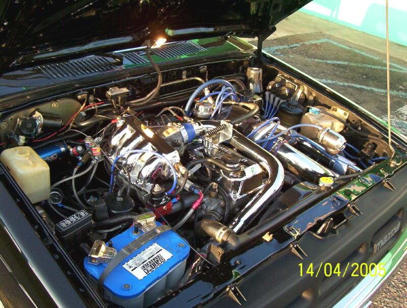 download Mazda B2200 B2600 workshop manual