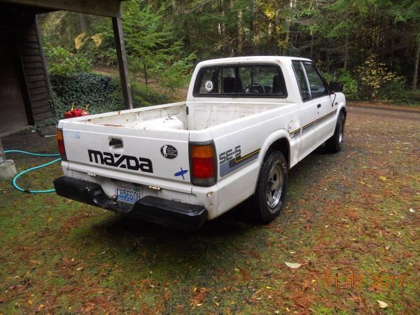 download Mazda B2200 workshop manual