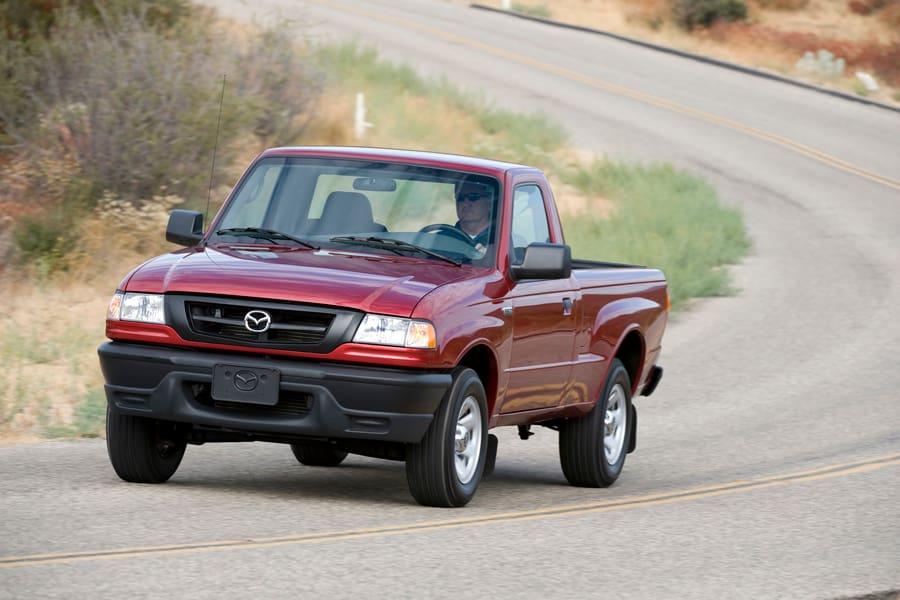 download Mazda B2300 workshop manual