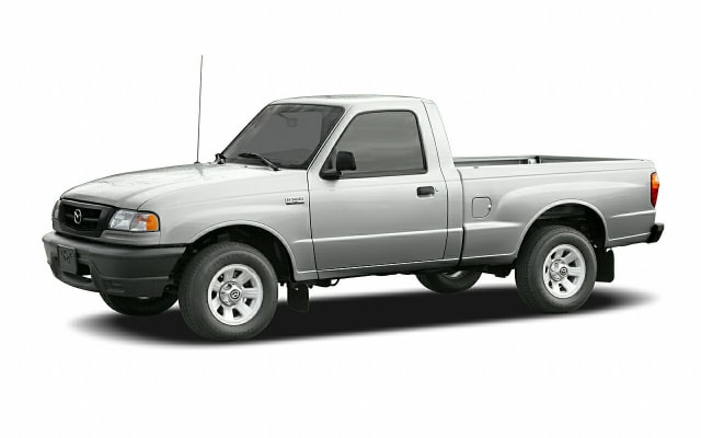 download Mazda B3000 Pickup Truck 98 workshop manual