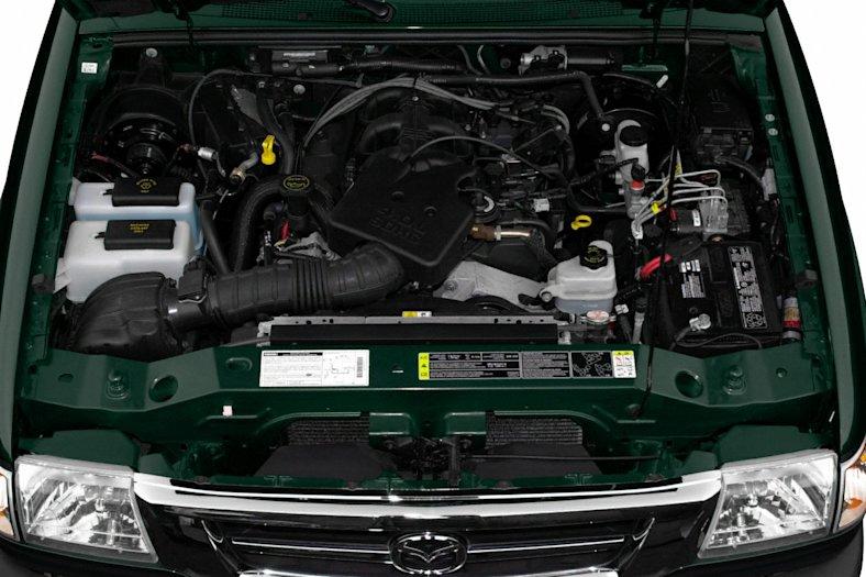 download Mazda B3000 workshop manual