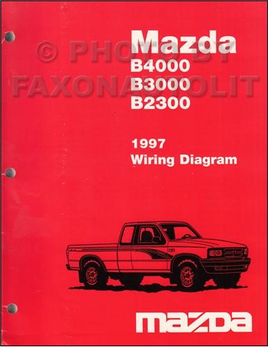 download Mazda B4000 workshop manual