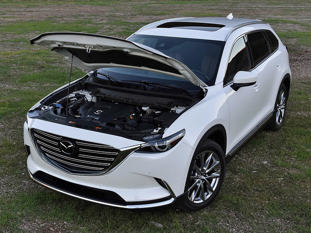 download Mazda CX 9 Grand Touring Engine CX9   1 workshop manual
