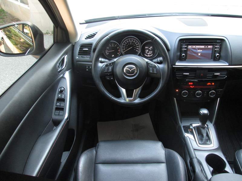 download Mazda CX5 workshop manual