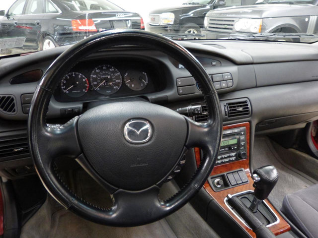 download Mazda Millenia workshop manual
