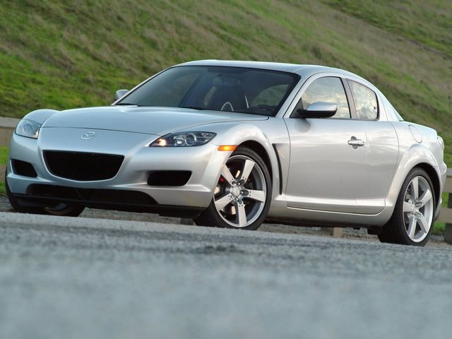 download Mazda RX 8 gen workshop manual