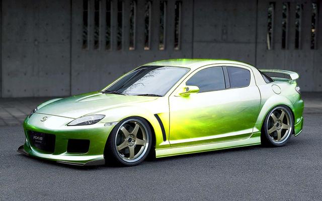 download Mazda RX8 workshop manual