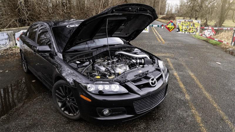 download Mazda Speed 6 Work workshop manual