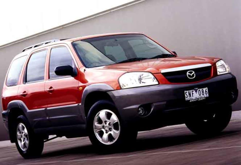download Mazda Tribute workshop manual