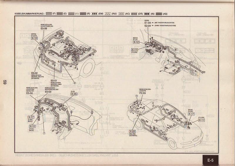 download Mazda Xedos 6 Werkstatt Handbuch workshop manual