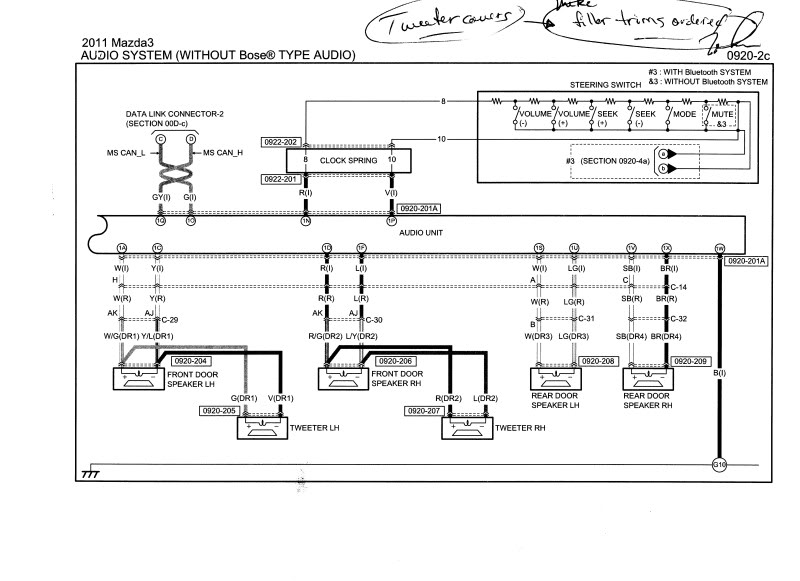 Download Mazda6 F  L Mps Wiring Diagram  U2013 The Workshop