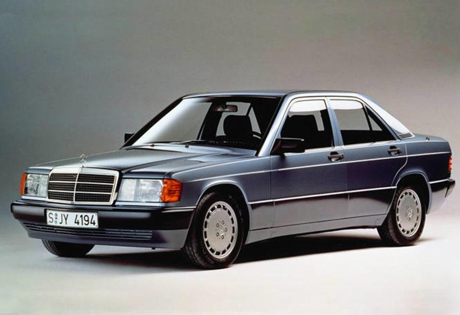 download Mercedes 190E 88 workshop manual