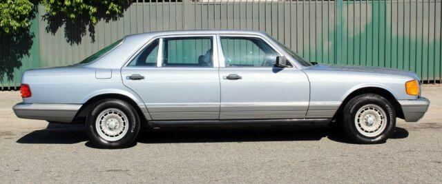 download Mercedes 380 SEL workshop manual