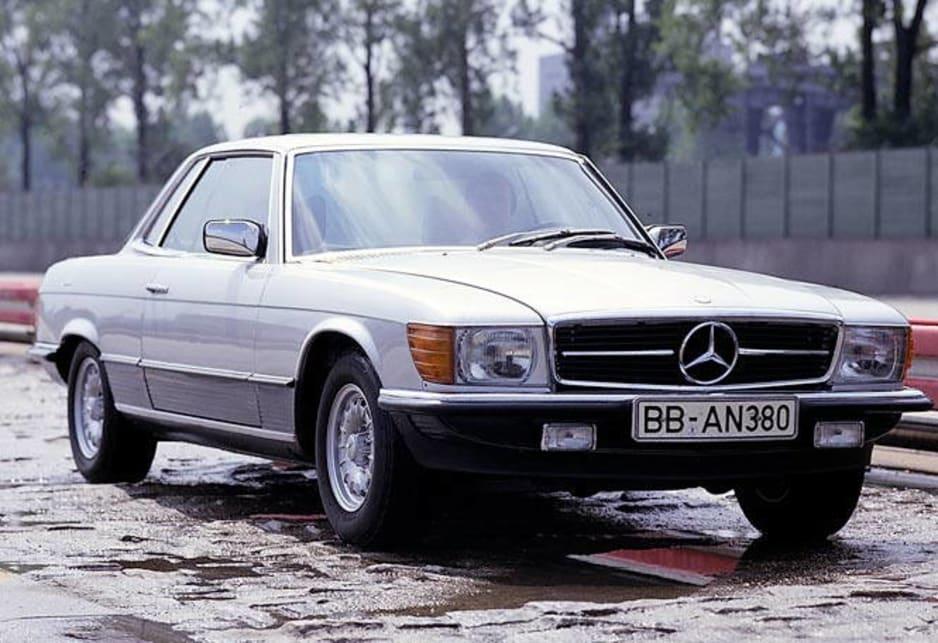 download Mercedes 450 SLC workshop manual