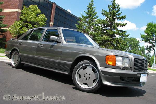 download Mercedes 500 SEL workshop manual