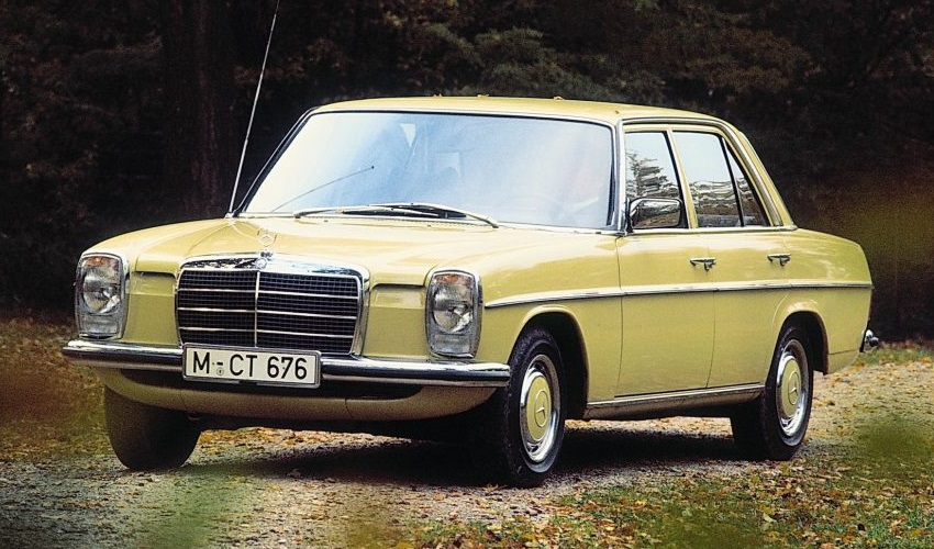 download Mercedes Benz 114 115 workshop manual
