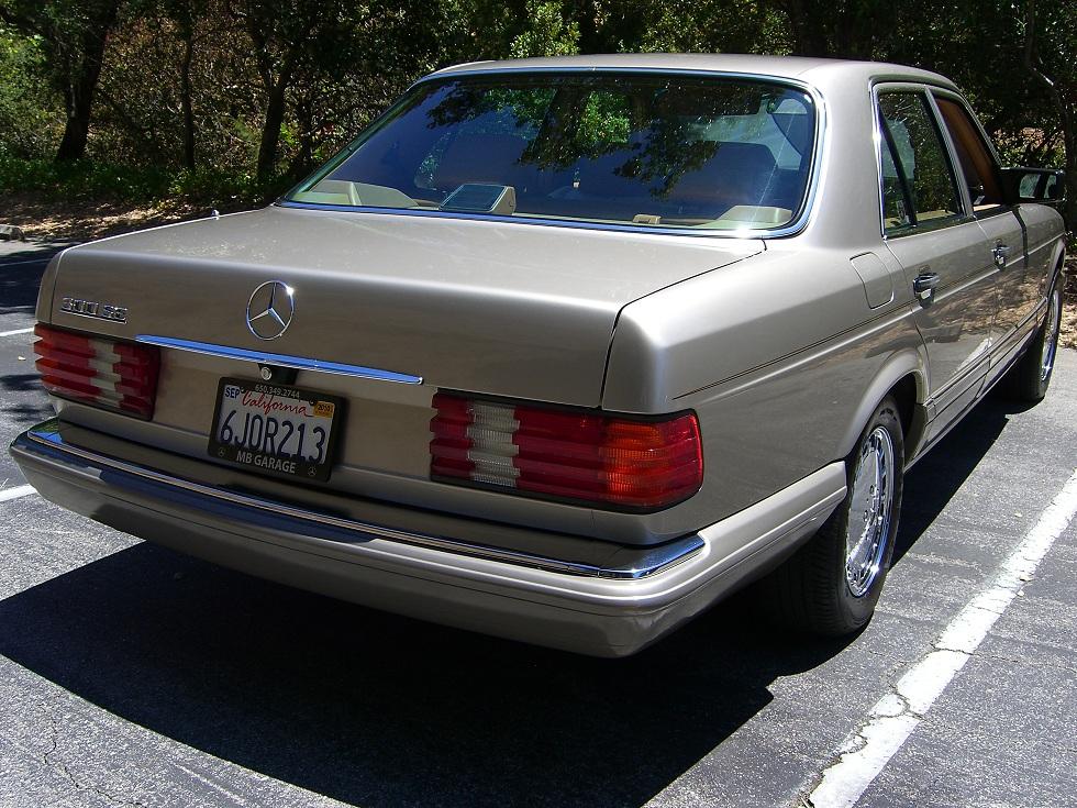 download Mercedes Benz 300SE workshop manual
