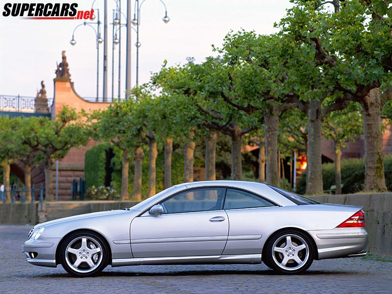 download Mercedes Benz CL55 AMG workshop manual
