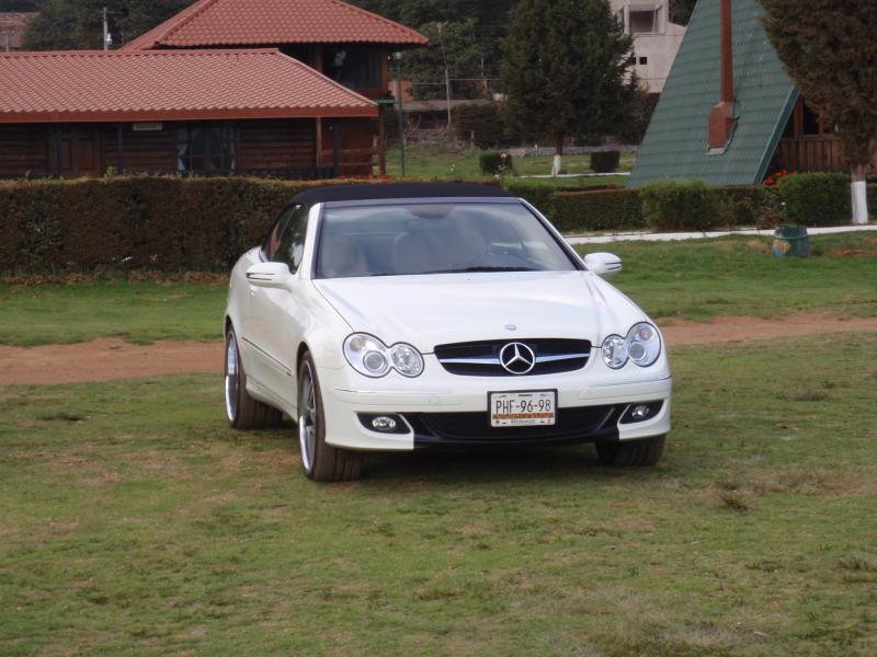 download Mercedes Benz CLK Class CLK320 Cabriolet workshop manual