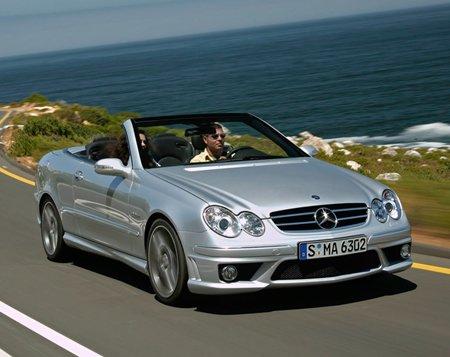 download Mercedes Benz CLK Class CLK63 AMG Cabriolet workshop manual
