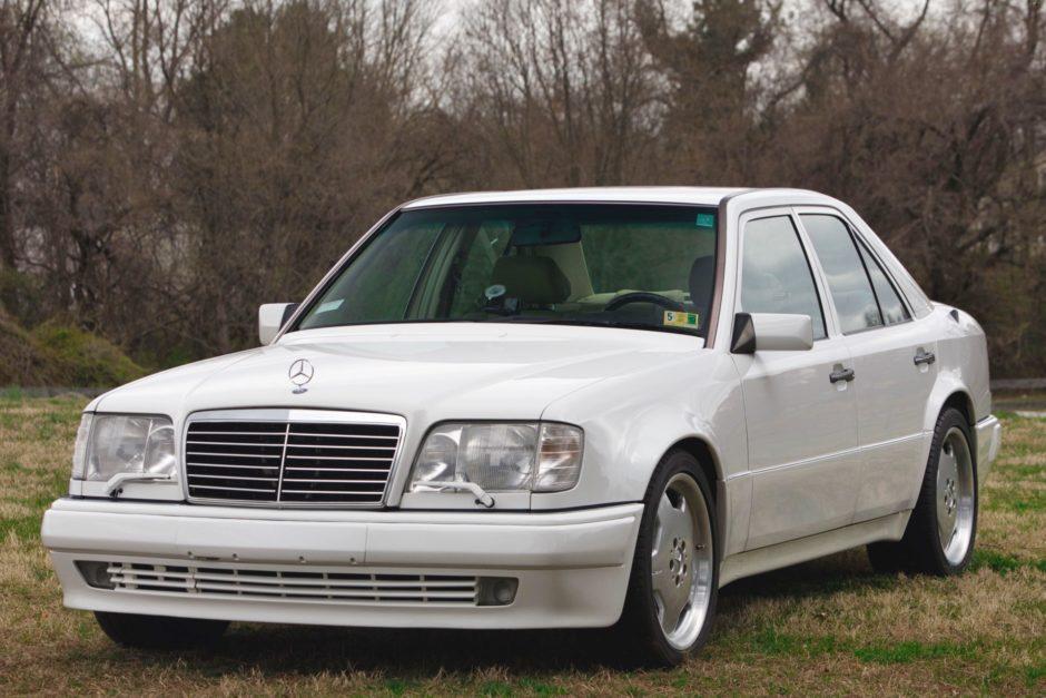 download Mercedes Benz E500 workshop manual