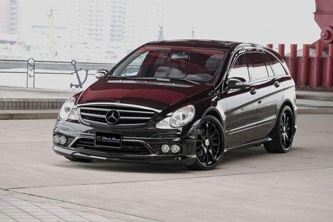 download Mercedes Benz R Class R500 Sport workshop manual
